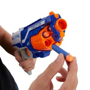Бластер Nerf Strongarm