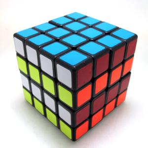 Головоломка кубик рубика 4x4x4 MoYu AoSu mini