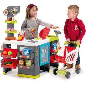 Супермаркет Maxi Market, сюжетно-ролевая игрушка от Smoby